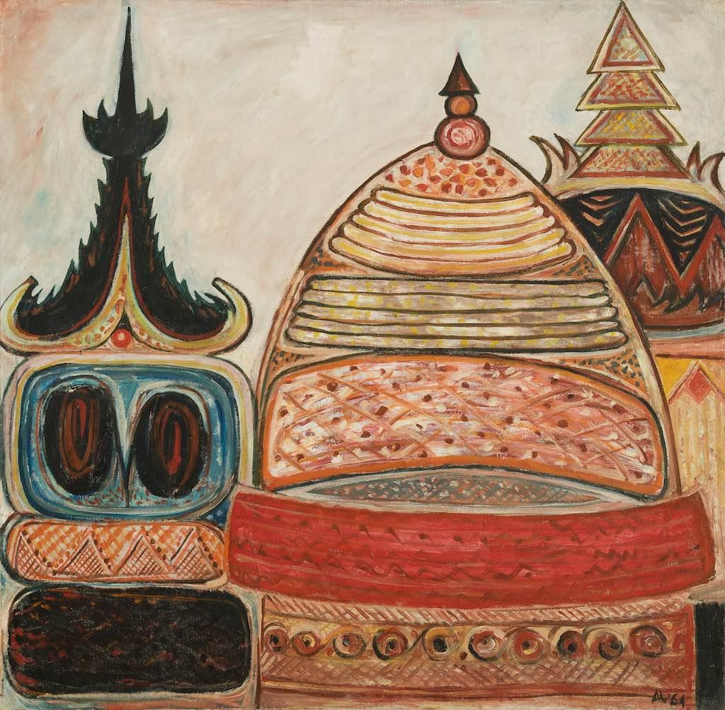 Latiff Mohidin Pago Pago 1960 1969 Ilham Kuala Lumpur